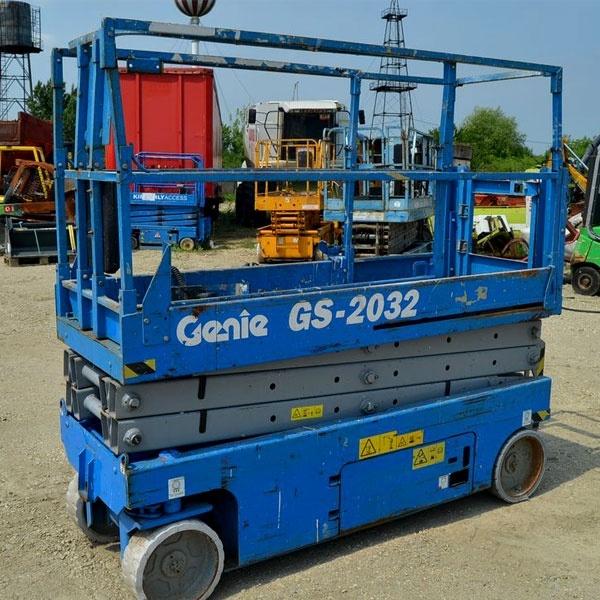 Электрический подъемник GENIE GS-20328 в аренду
