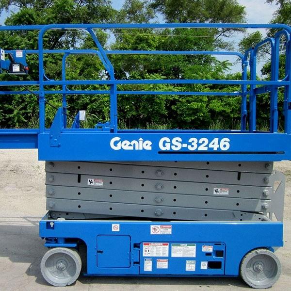 Электрический подъёмник GENIE GS-3246 в аренду