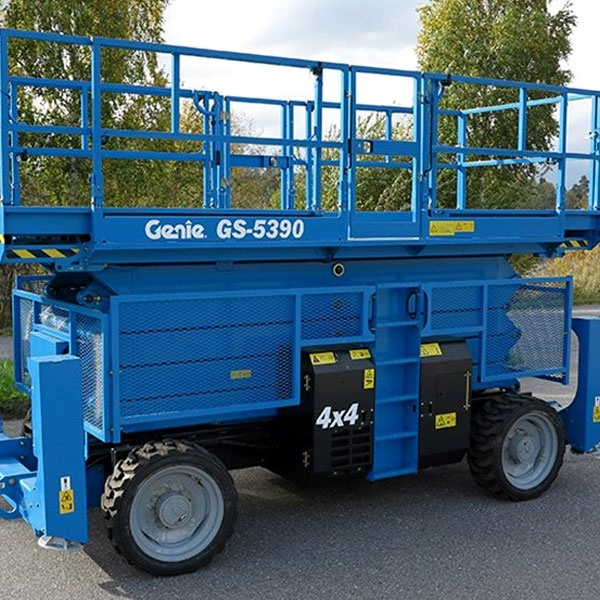 Аренда дизельного подъёмника Genie GS 5390 RT