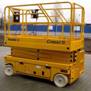 Электрический подъёмник Haulotte Compact 10 в аренду