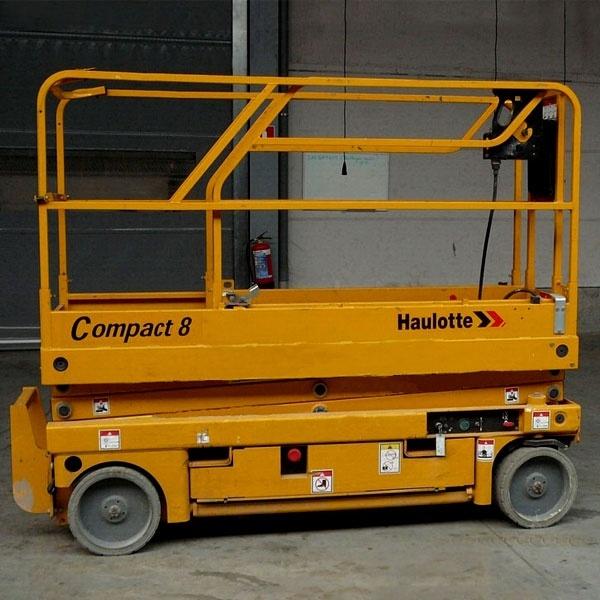 Электрический подъемник Haulotte Compact 8 в аренду