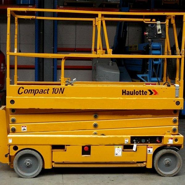 Электрический подъёмник Haulotte Compact 10 N в аренду